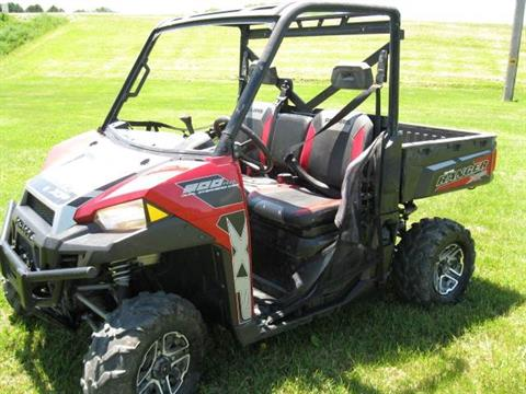 2015 Polaris Ranger XP® 900 EPS in Calmar, Iowa