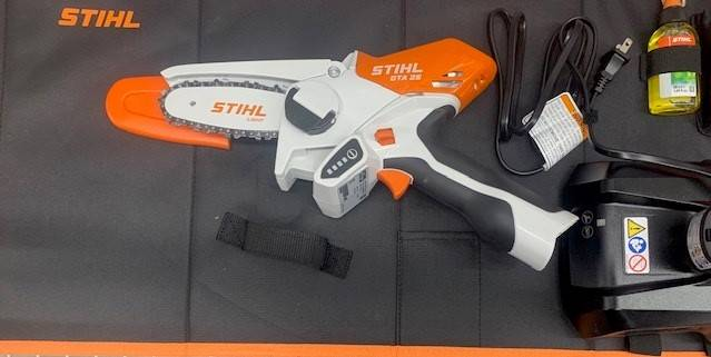 Stihl GTA 26 GARDEN PRUNER in Calmar, Iowa - Photo 2