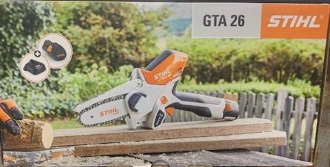 Stihl GTA 26 GARDEN PRUNER in Calmar, Iowa - Photo 4