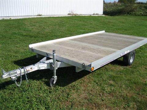 2012 Triton Trailers ATV128 in Calmar, Iowa