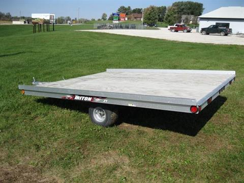 2014 Triton Trailers XT10-101 in Calmar, Iowa