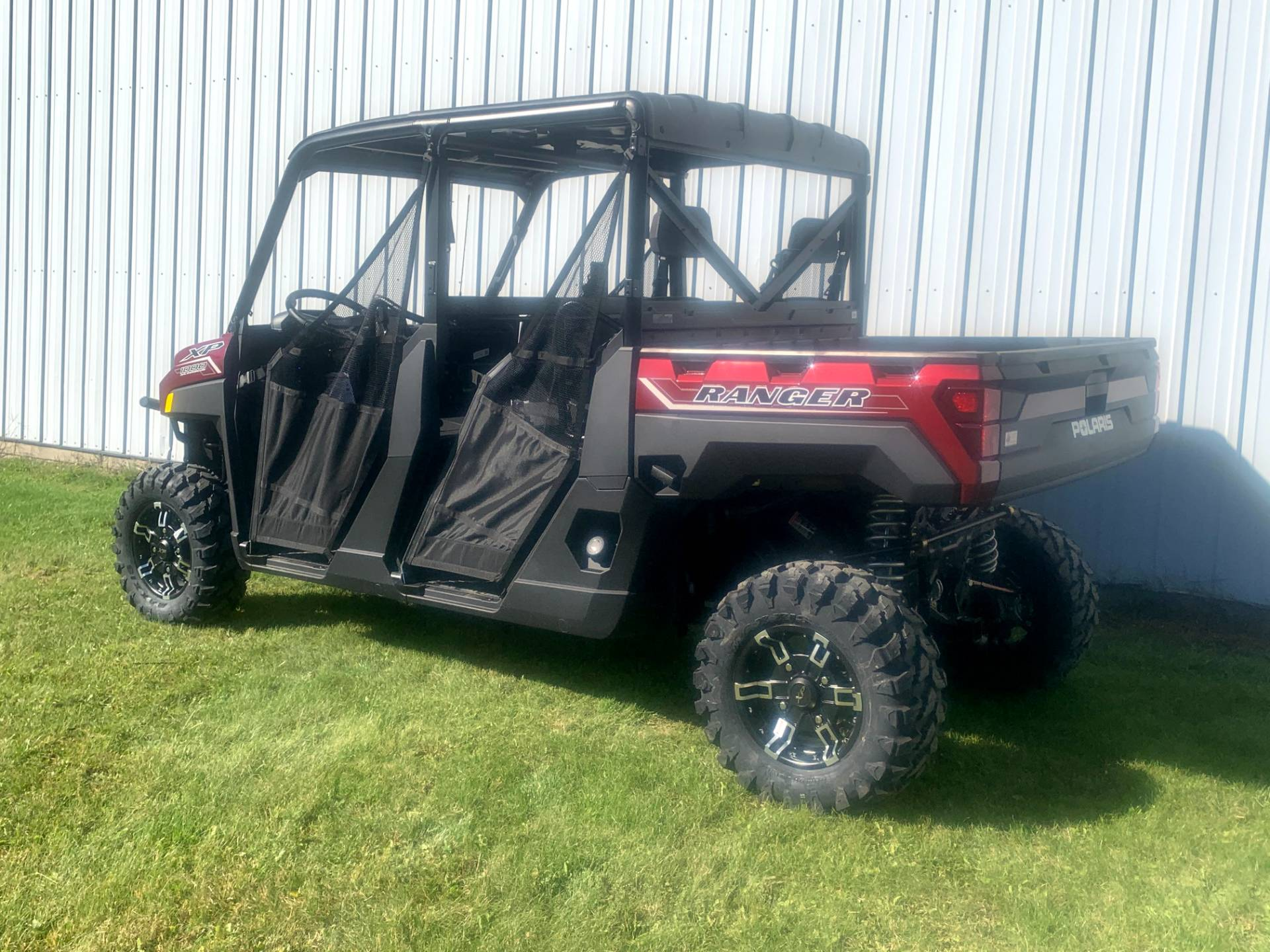 2021 Polaris Ranger Crew XP 1000 Premium + Ride Command Package in Calmar, Iowa - Photo 2
