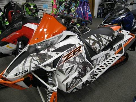 2017 Arctic Cat ZR 6000 Limited ES 129 in Calmar, Iowa