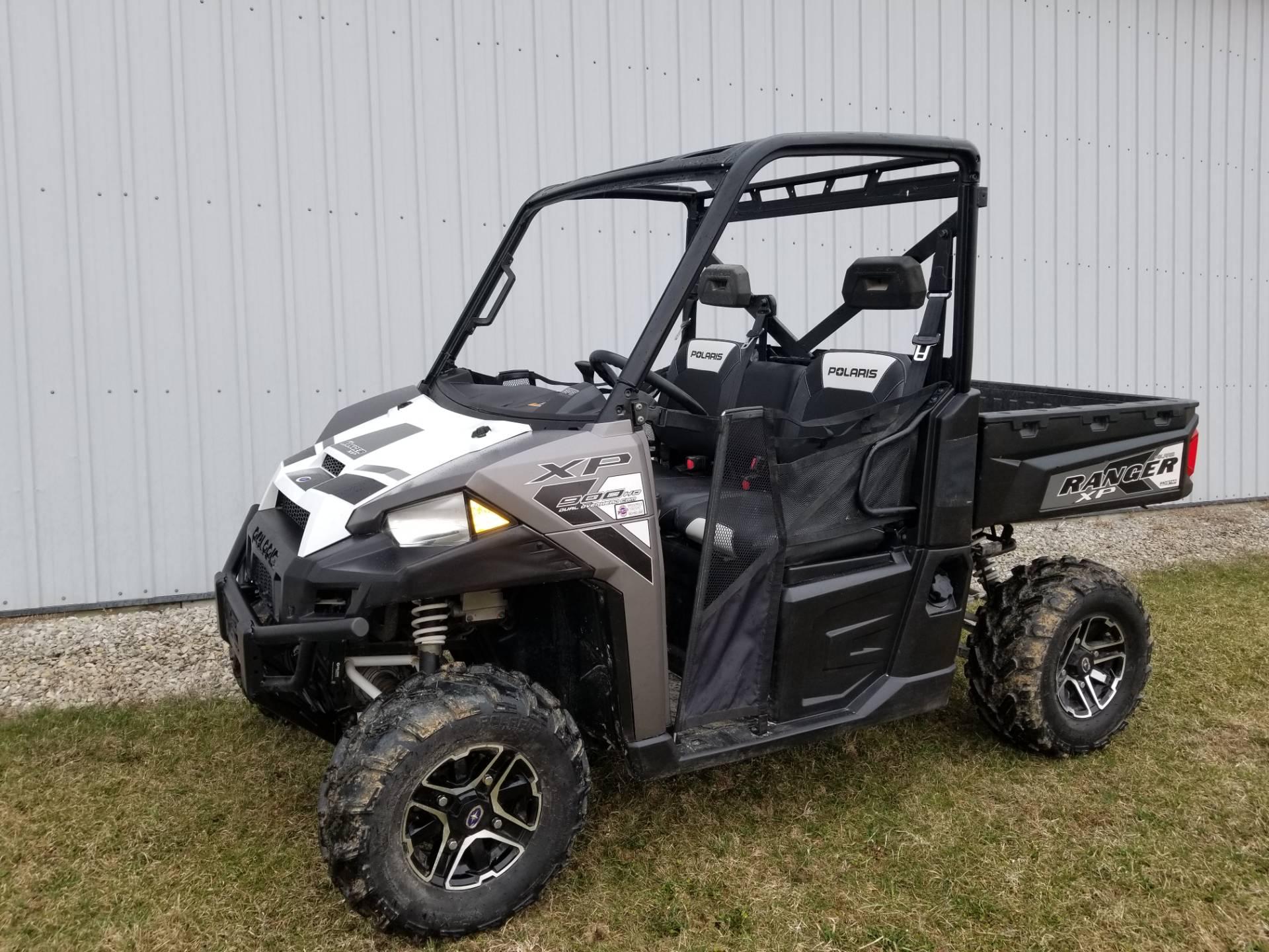 2016 Polaris Ranger Xp 900 Eps In Calmar Iowa