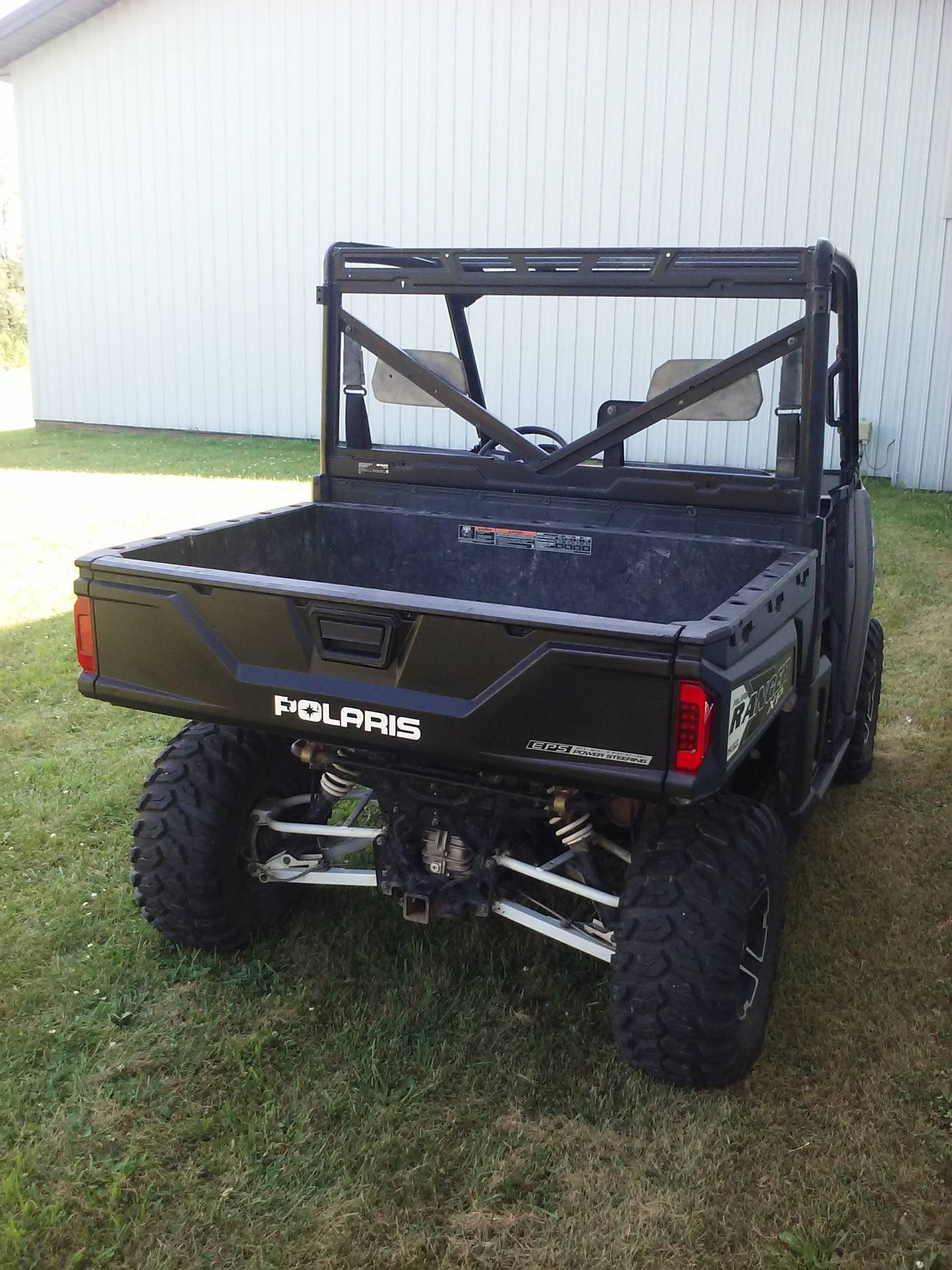 2016 Polaris Ranger XP 900 EPS in Calmar, Iowa - Photo 5