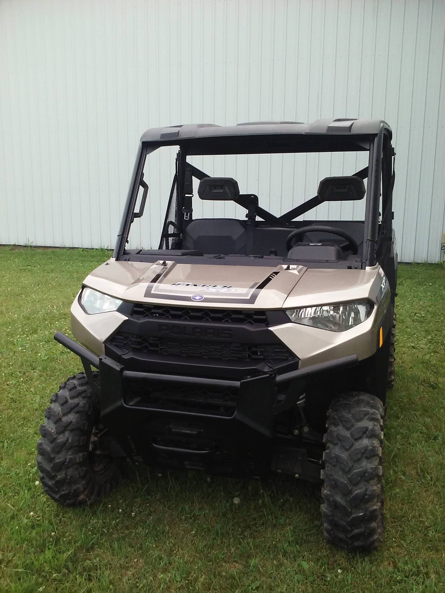 2018 Polaris Ranger XP 1000 EPS in Calmar, Iowa - Photo 3
