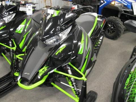 2018 Arctic Cat ZR 6000 Sno Pro ES 137 in Calmar, Iowa