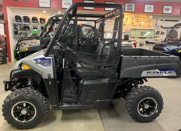 2020 Polaris Ranger 570 EPS in Calmar, Iowa - Photo 1