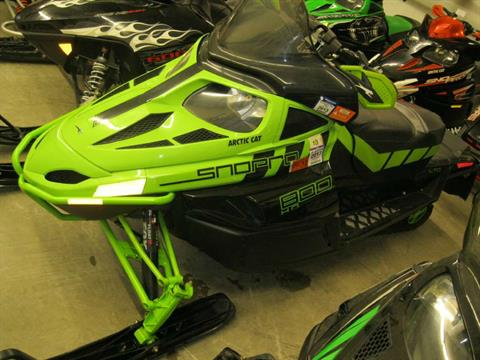 2011 Arctic Cat F8 LXR Sno Pro® Limited in Calmar, Iowa