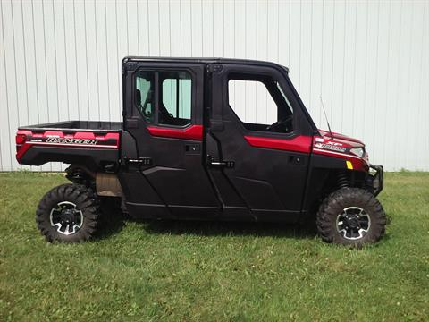 2019 Polaris Ranger Crew XP 1000 EPS Premium in Calmar, Iowa