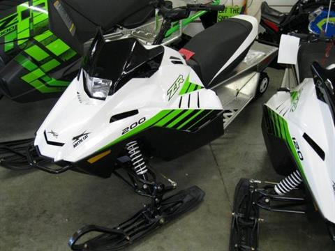 2018 Arctic Cat ZR 200 in Calmar, Iowa