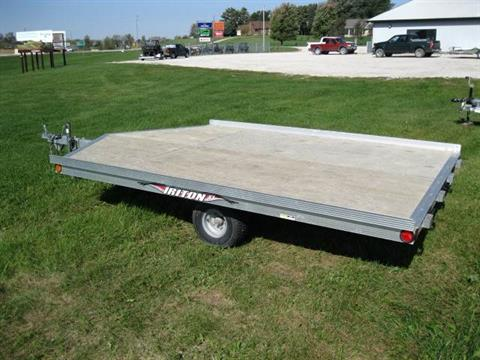 2012 Triton Trailers trailer vr 10x101 in Calmar, Iowa