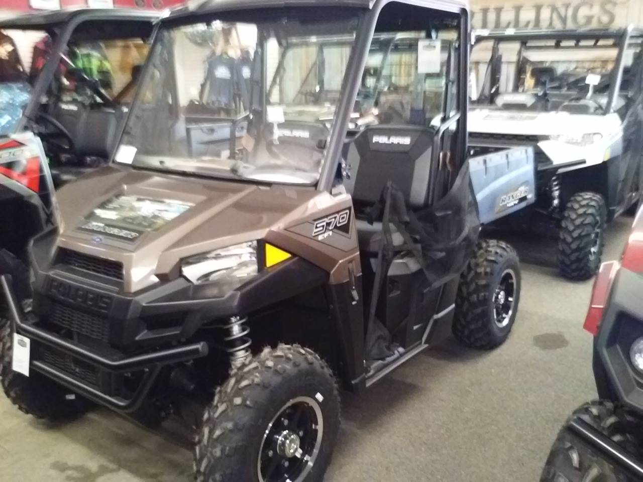 2019 Polaris Ranger 570 EPS in Calmar, Iowa