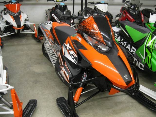 2012 Arctic Cat XF 800 Sno Pro® in Calmar, Iowa