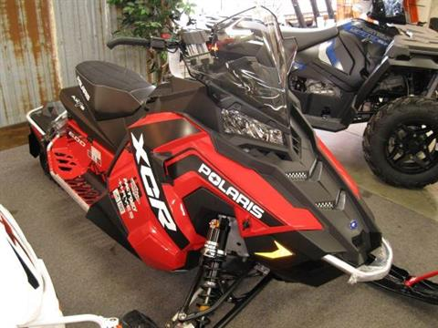 2017 Polaris 600 RUSH XCR in Calmar, Iowa
