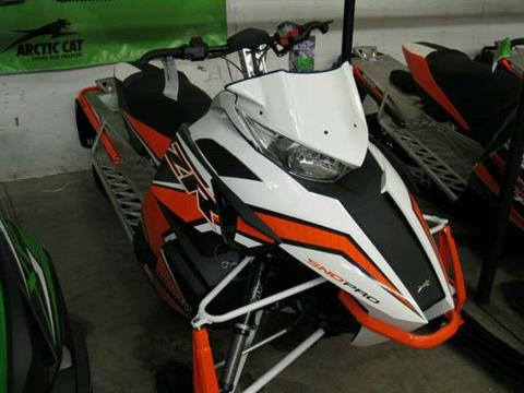 "2016 Arctic Cat ZR 6000 129"" Sno Pro ES in Calmar, Iowa"