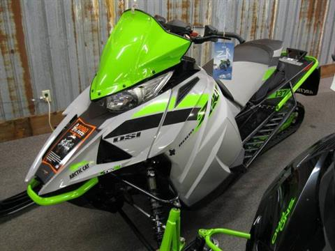 2018 Arctic Cat ZR 8000 Sno Pro ES 137 Early Release in Calmar, Iowa