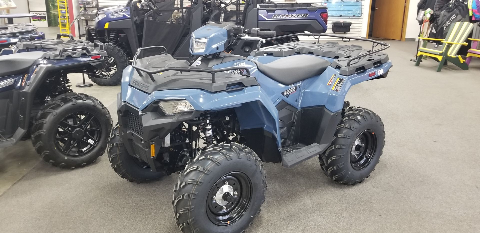2021 Polaris Sportsman 450 H.O. EPS in Calmar, Iowa - Photo 2