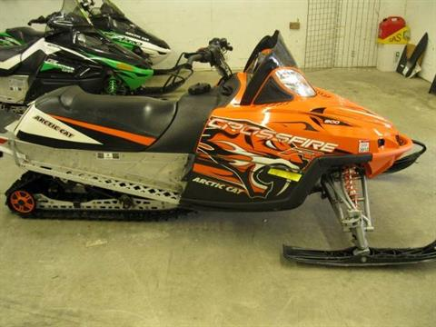 2009 Arctic Cat Crossfire R 8 in Calmar, Iowa