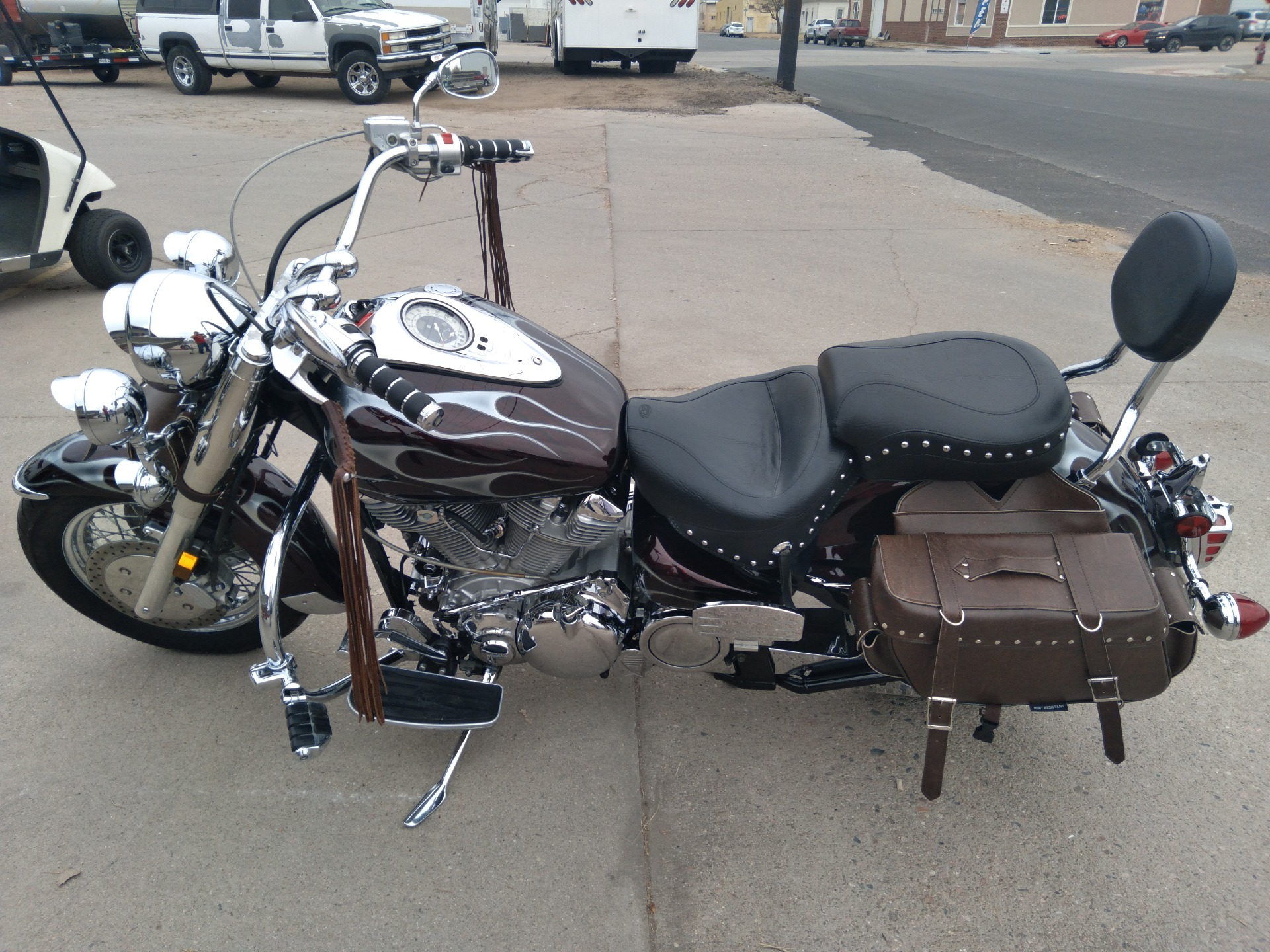 1999 Yamaha Road Star in Sterling, Colorado - Photo 2