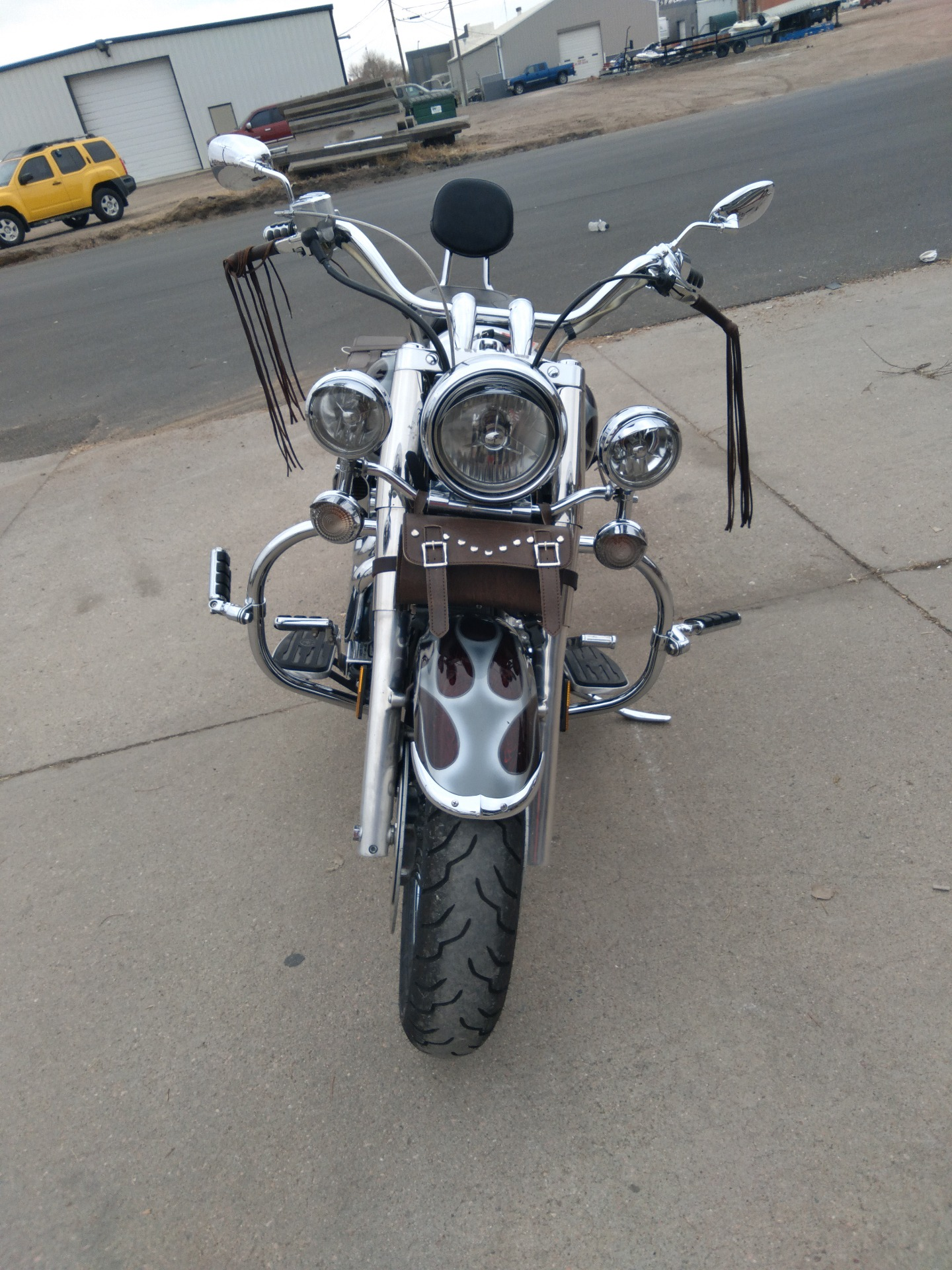 1999 Yamaha Road Star in Sterling, Colorado - Photo 3