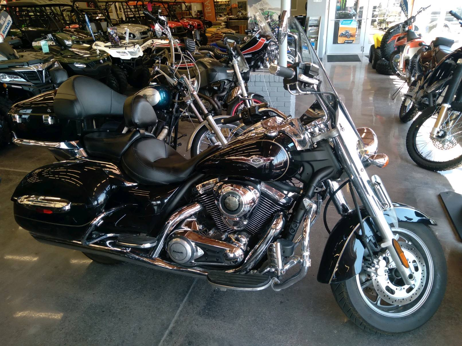 2009 Kawasaki 1700 NOMAD in Sterling, Colorado - Photo 2
