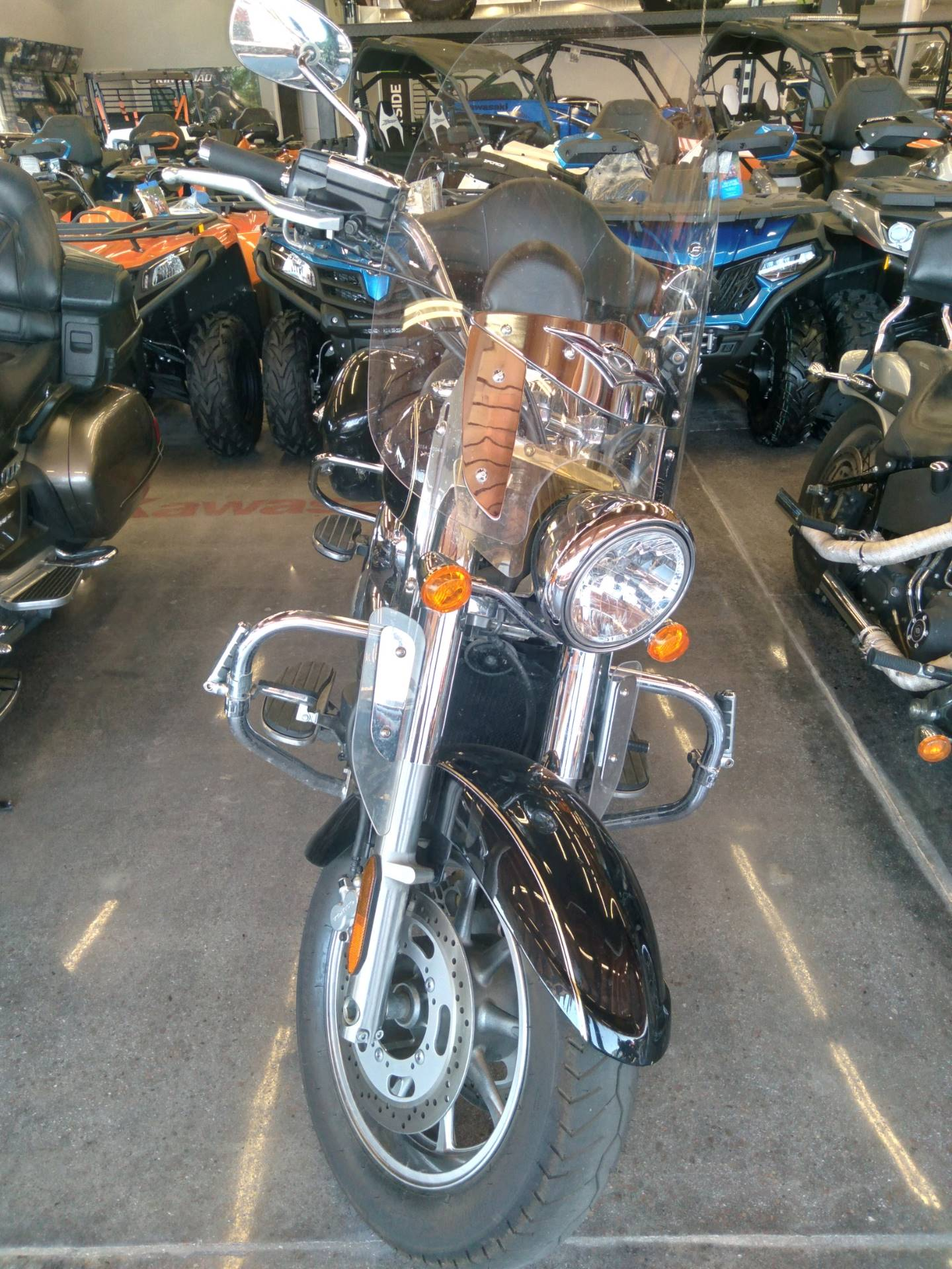 2009 Kawasaki 1700 NOMAD in Sterling, Colorado - Photo 3