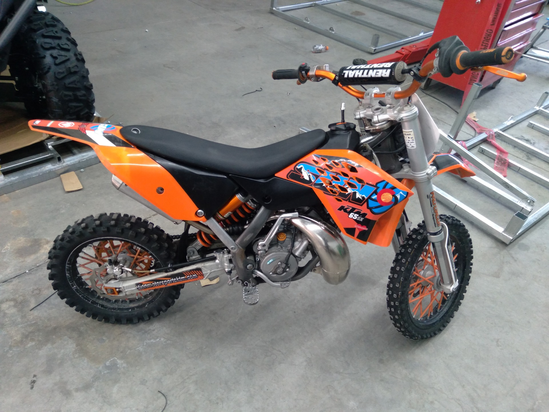 2013 KTM 65 SX in Sterling, Colorado - Photo 1