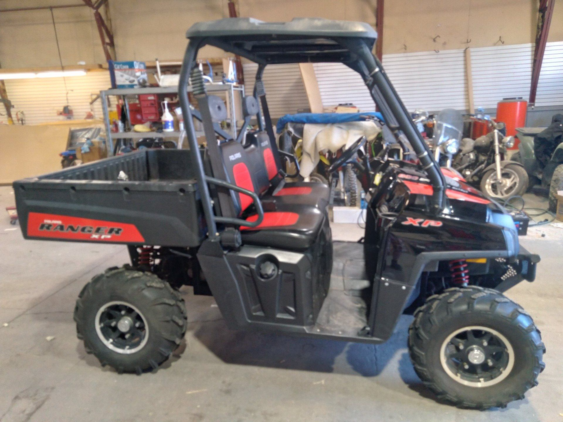 2011 Polaris Ranger XP® 800 in Sterling, Colorado - Photo 2