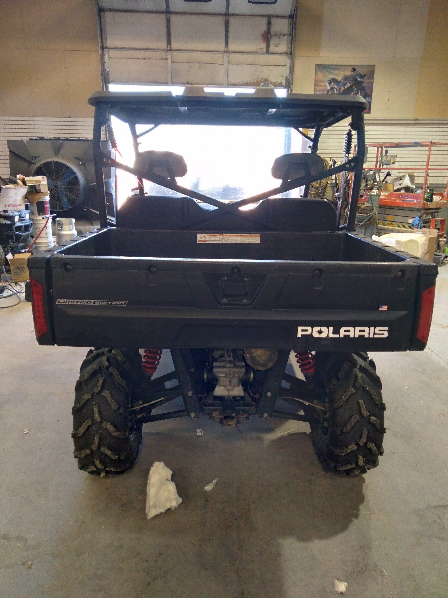 2011 Polaris Ranger XP® 800 in Sterling, Colorado - Photo 6