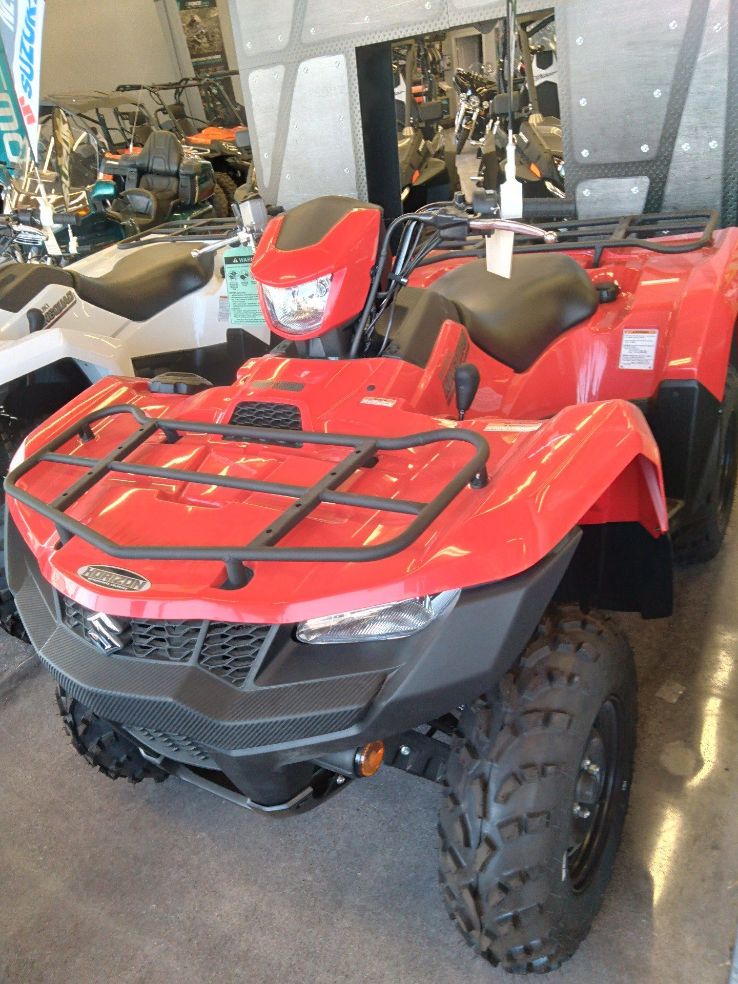 2020 Suzuki KingQuad 500AXi Power Steering in Sterling, Colorado - Photo 2