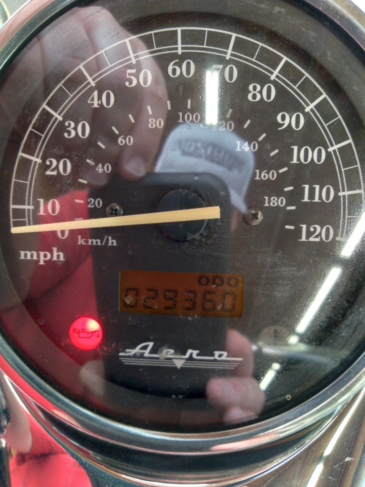 2008 Honda Shadow Aero® in Sterling, Colorado - Photo 3
