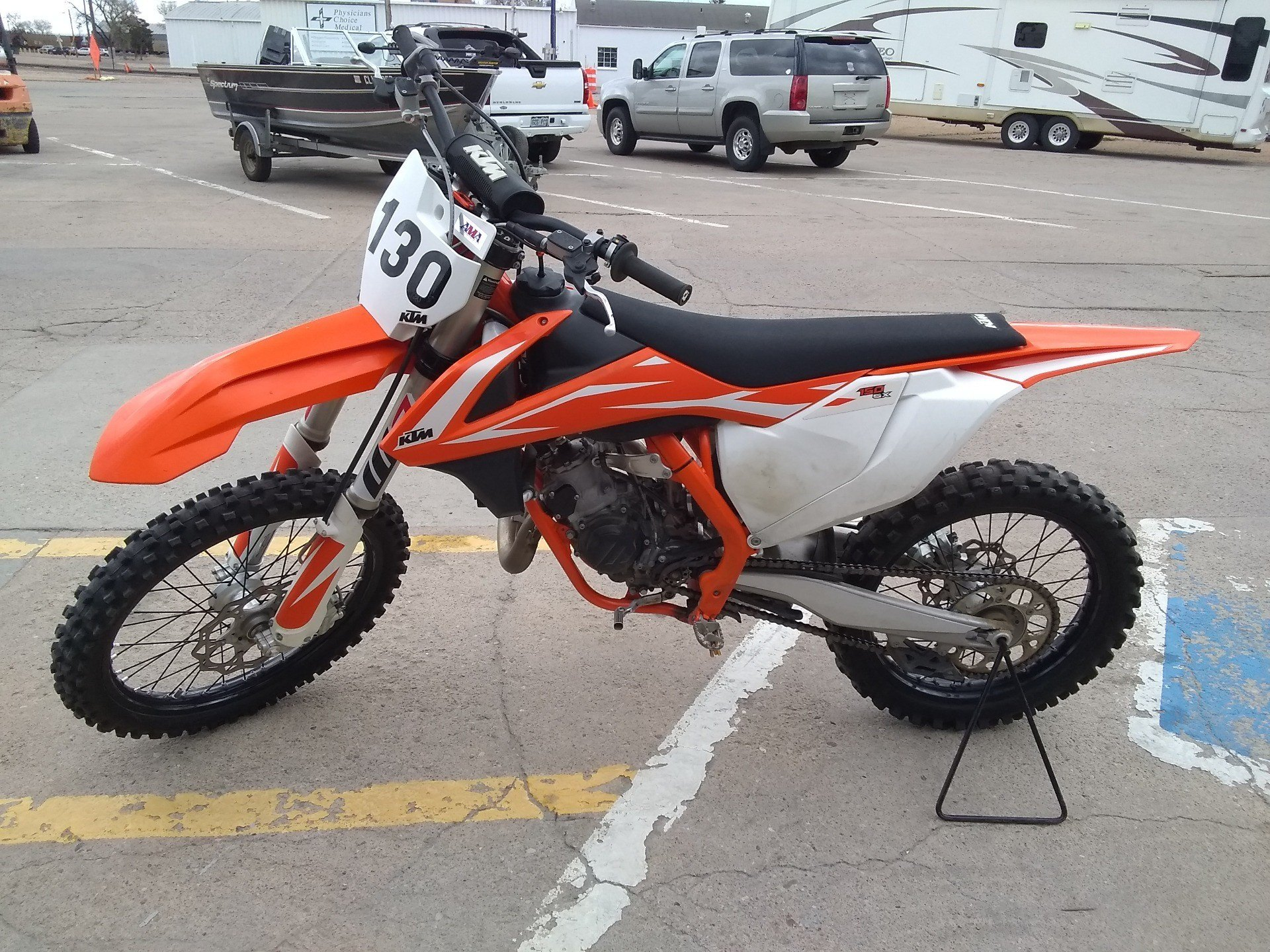 2018 KTM 150 SX in Sterling, Colorado - Photo 1