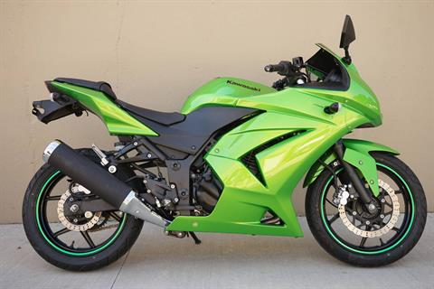 2012 Kawasaki Ninja® 250R in Roselle, Illinois - Photo 1