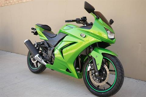 2012 Kawasaki Ninja® 250R in Roselle, Illinois - Photo 2