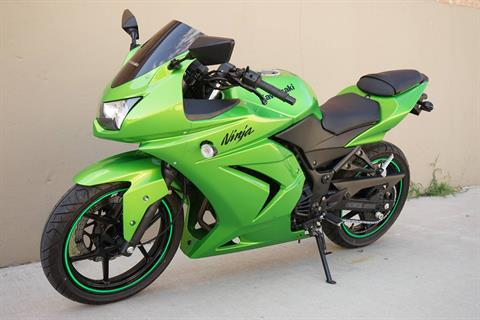 2012 Kawasaki Ninja® 250R in Roselle, Illinois - Photo 4