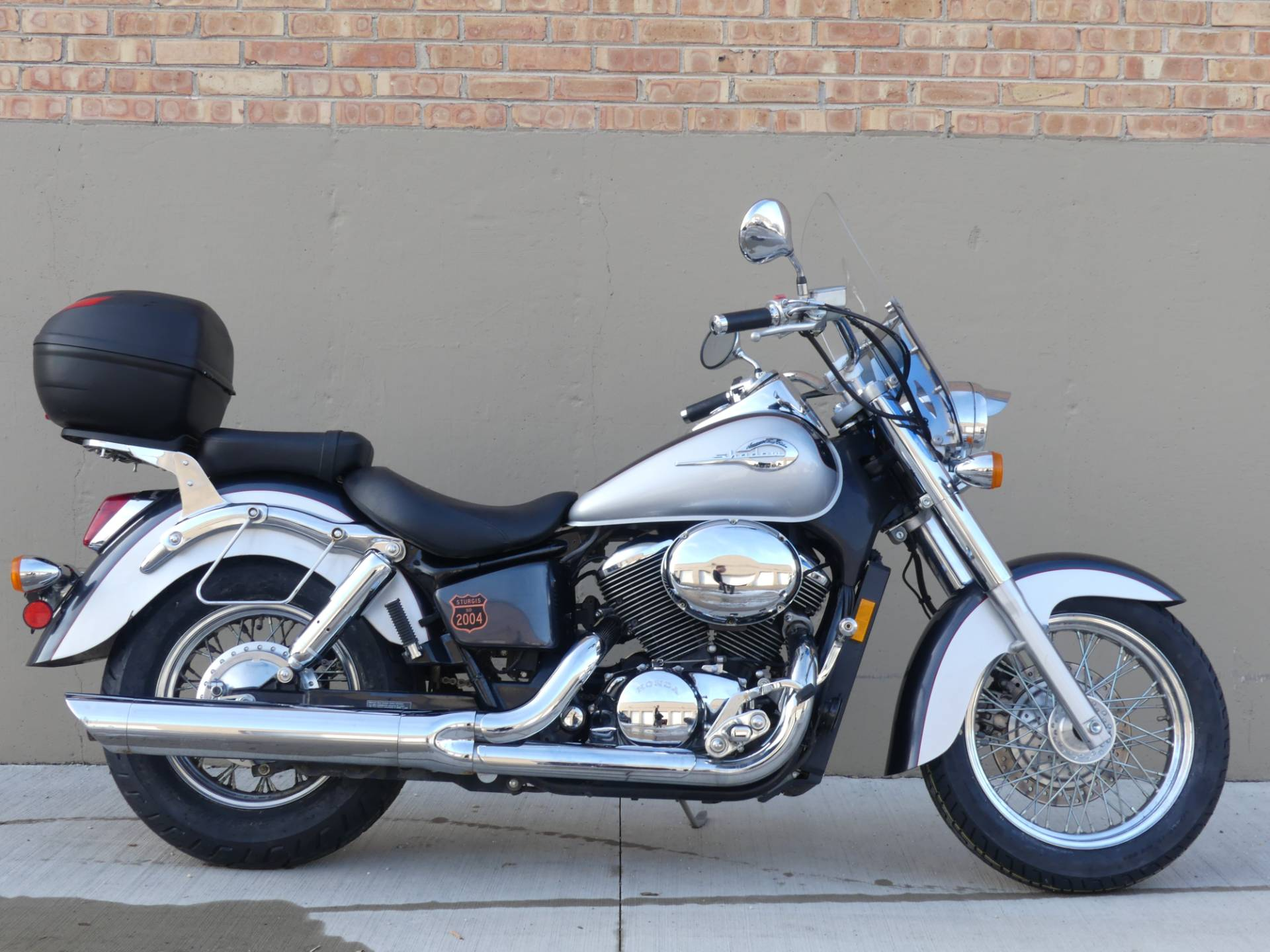 Download 2003 Honda Shadow Ace Book Value