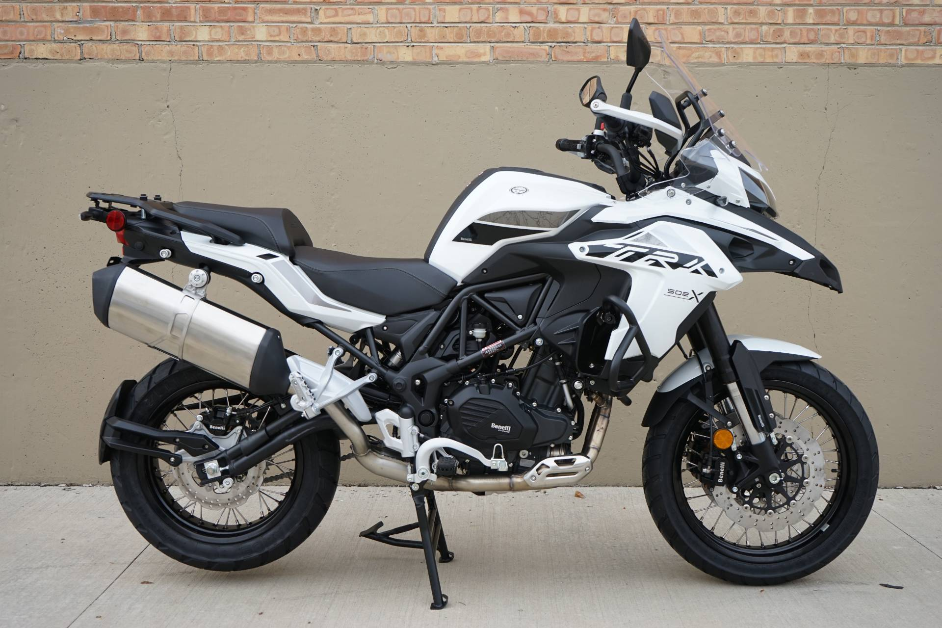 2021 Benelli TRK502X in Roselle, Illinois - Photo 1