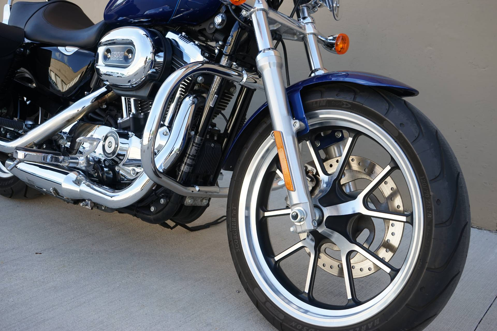2015 Harley-Davidson SuperLow® 1200T in Roselle, Illinois - Photo 7