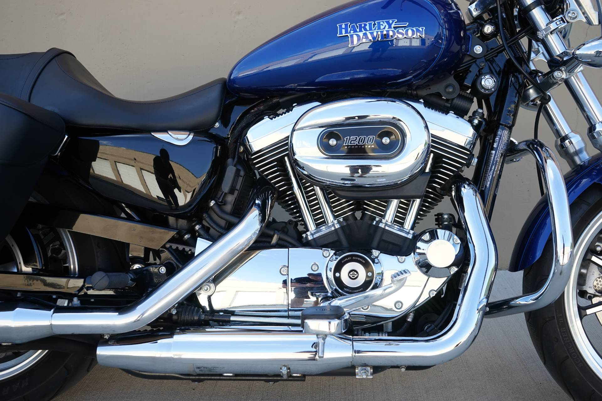 2015 Harley-Davidson SuperLow® 1200T in Roselle, Illinois - Photo 9