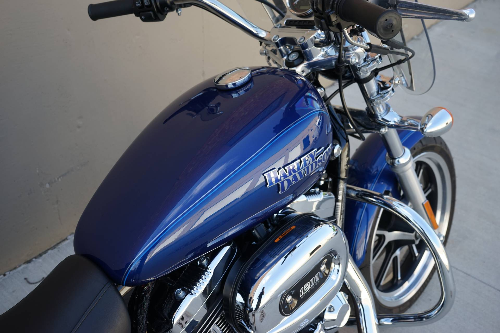 2015 Harley-Davidson SuperLow® 1200T in Roselle, Illinois - Photo 10