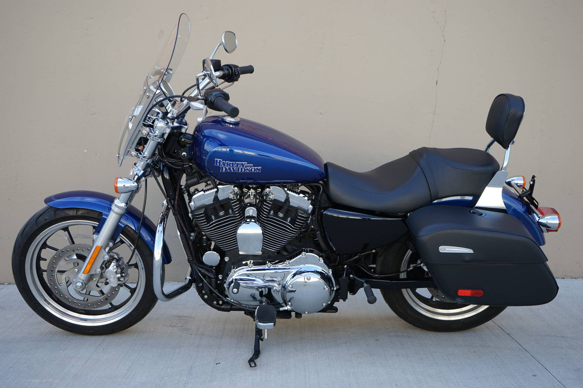 2015 Harley-Davidson SuperLow® 1200T in Roselle, Illinois - Photo 4