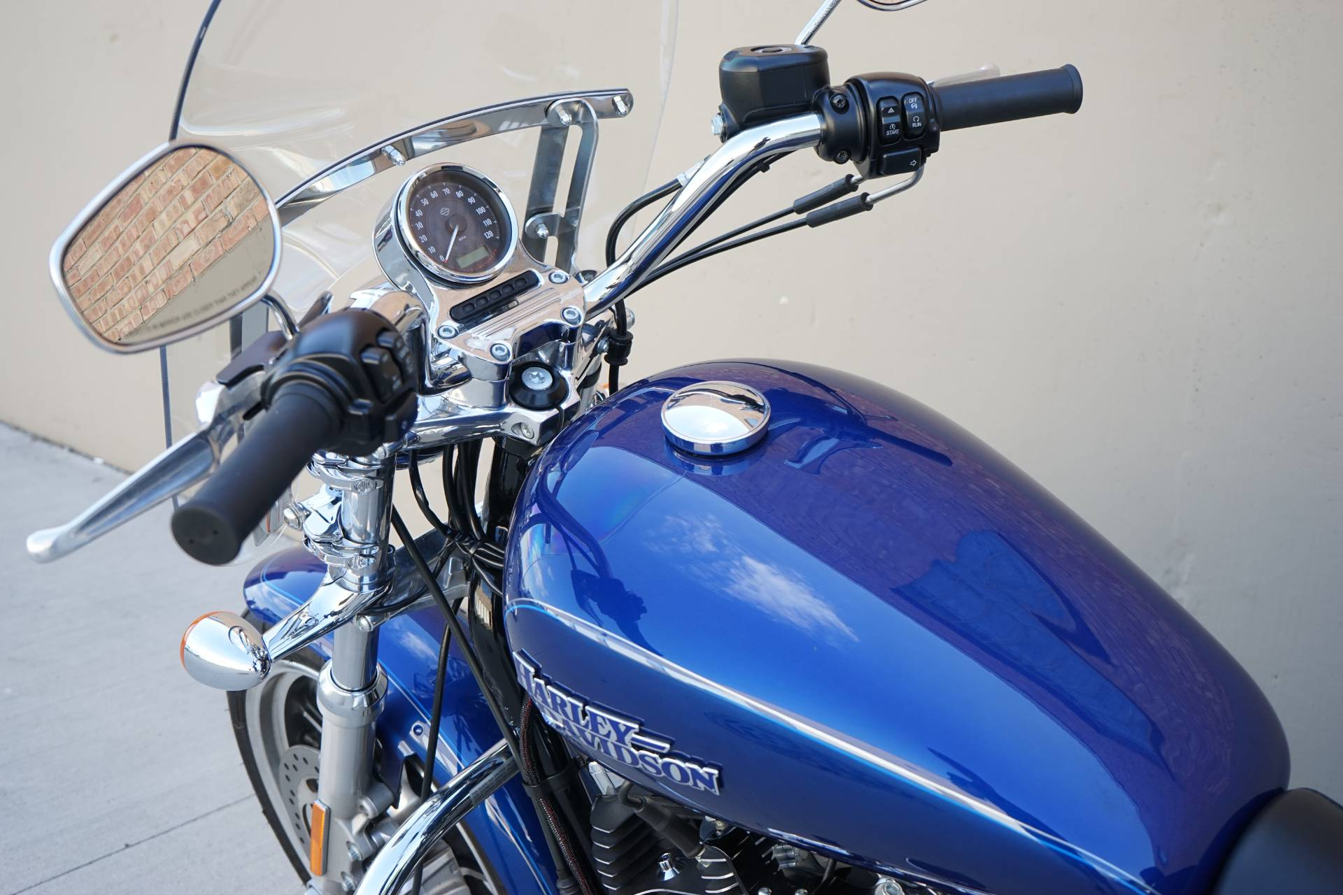 2015 Harley-Davidson SuperLow® 1200T in Roselle, Illinois - Photo 14