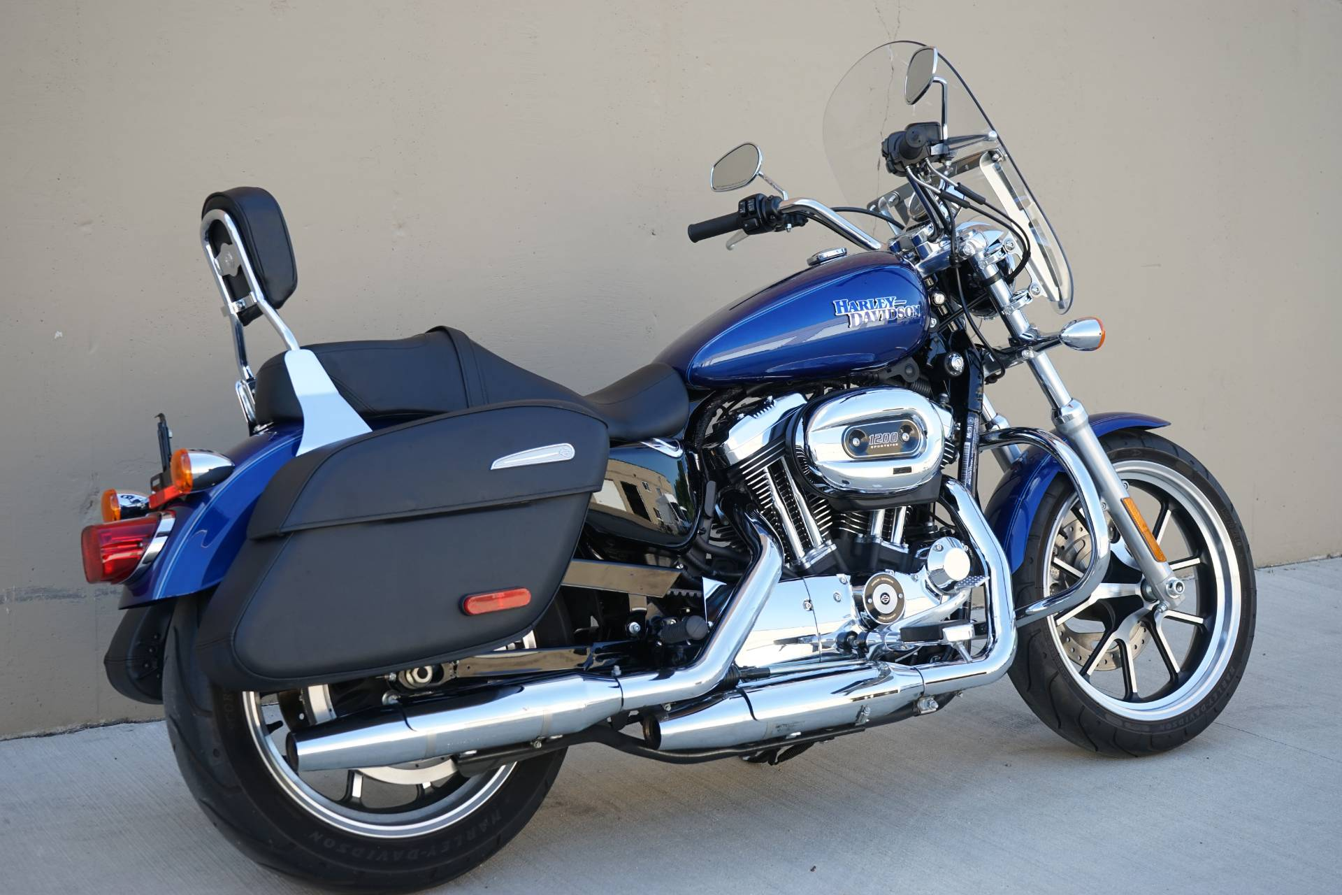 2015 Harley-Davidson SuperLow® 1200T in Roselle, Illinois - Photo 3