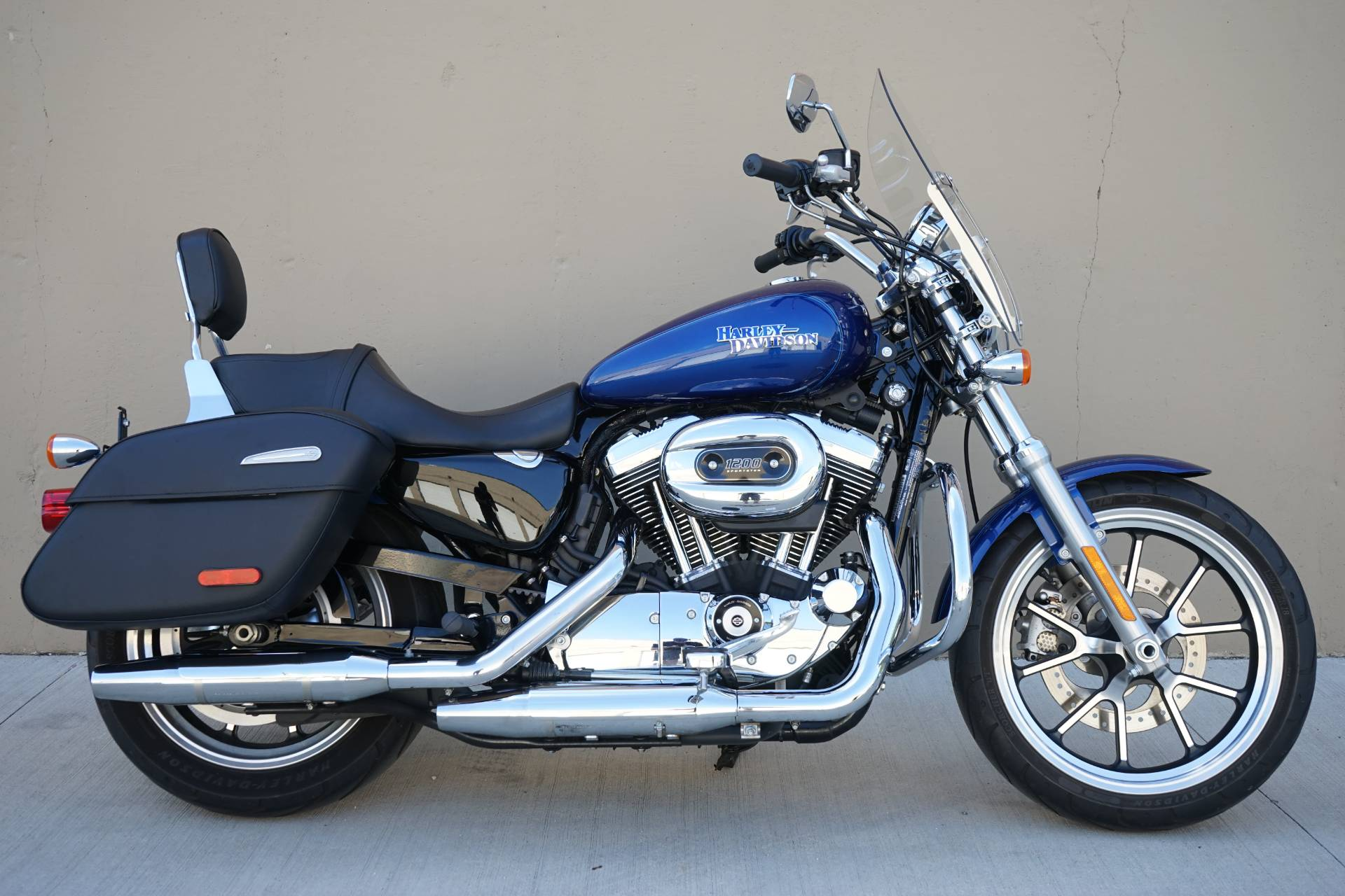 2015 Harley-Davidson SuperLow® 1200T in Roselle, Illinois - Photo 1