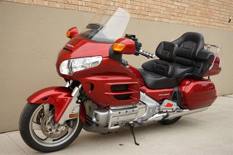 2008 Honda Gold Wing® Premium Audio in Roselle, Illinois - Photo 4