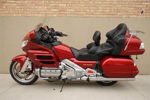 2008 Honda Gold Wing® Premium Audio in Roselle, Illinois - Photo 5