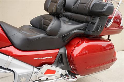 2008 Honda Gold Wing® Premium Audio in Roselle, Illinois - Photo 9