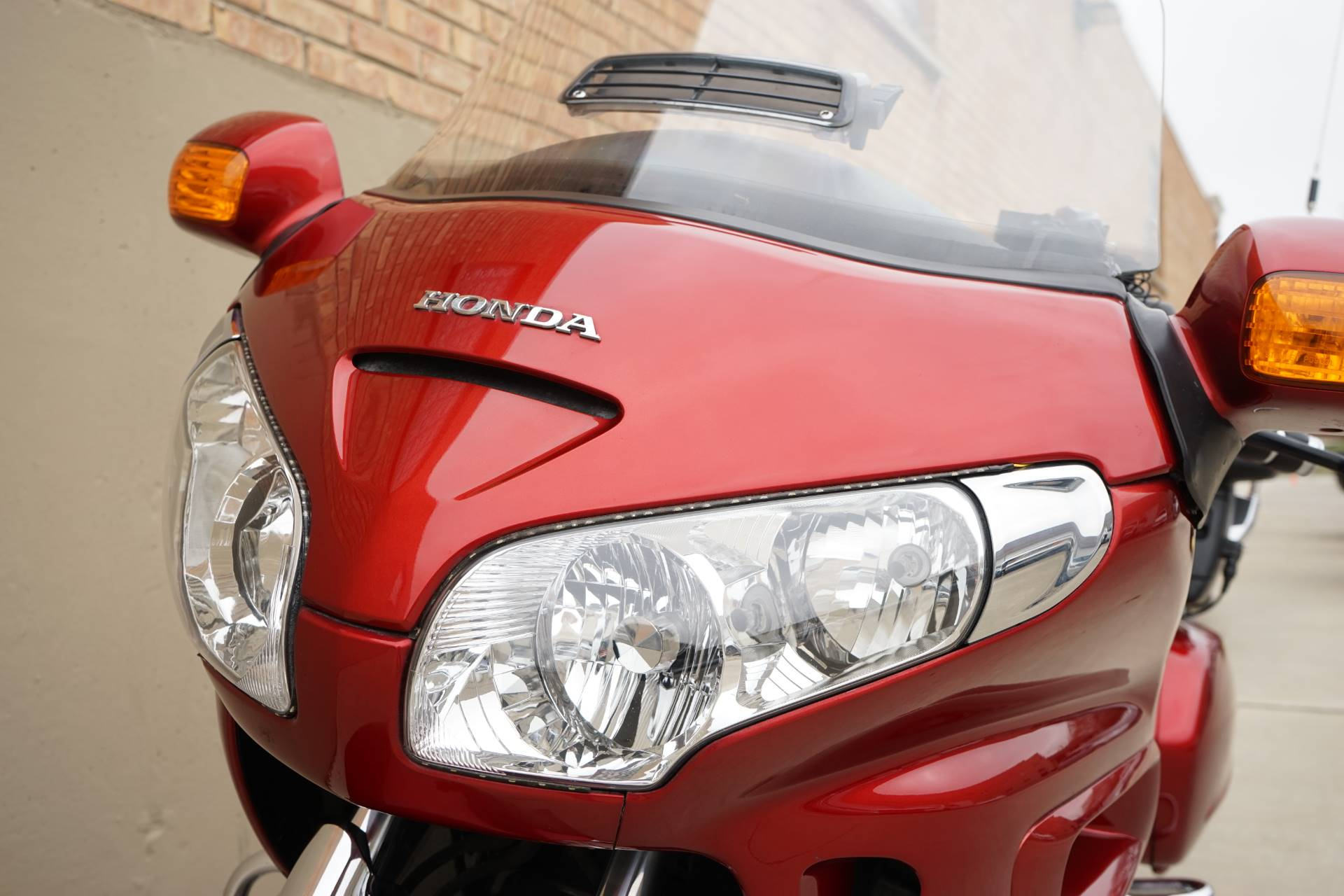 2008 Honda Gold Wing® Premium Audio in Roselle, Illinois - Photo 14
