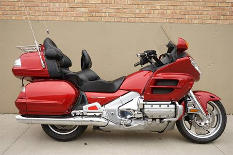 2008 Honda Gold Wing® Premium Audio in Roselle, Illinois - Photo 1